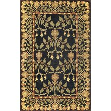 Wilshire Crafts Black Rug