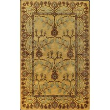 Wilshire Crafts Gold Rug