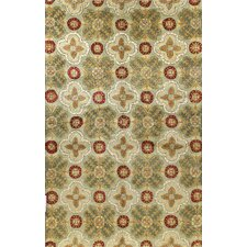 Wilshire Kohoor Light Green Rug