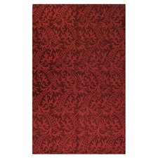 Venezia Red Decorah Rug