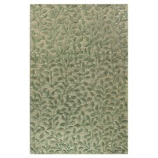 Verona Light Green Ivy Rug