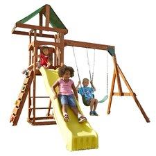 Play Set Scrambler Swing Set