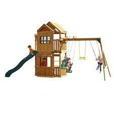Mountain Swing Set