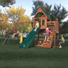 Willows Peak Play & Swing Set