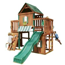 Winchester Wood Complete Swing Set