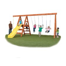 <strong>Swing-n-Slide</strong> Ready to Build Custom Pioneer DIY Swing Set Hardware Kit - Project 245