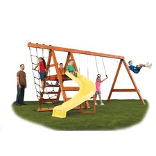<strong>Swing-n-Slide</strong> Ready to Build Custom Pioneer DIY Swing Set Hardware Kit - Project 555