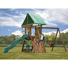 Jupiter Premier Swing Set