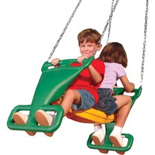 Devon Fun Swing Glider in Green