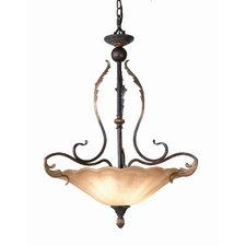 <strong>Woodbridge Lighting</strong> Ashley 3 Light Pendant