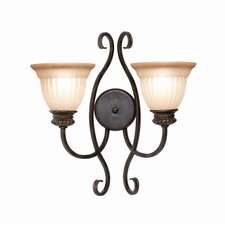 Fairhaven 2 Light Wall Sconce