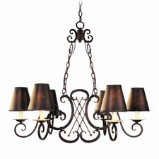 Montgomery 6 Light Chandelier