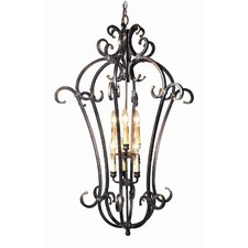 Montgomery 6 Light Foyer Pendant