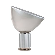 "Taccia 21.26"" H Table Lamp Bowl Shade"