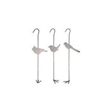 Feeding Pin Decorative Bird Feeder (Set of 3)