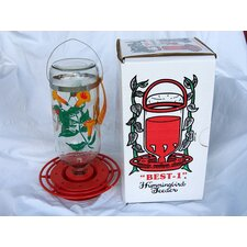 Hummingbird Boxed Feeder