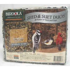 Hi-Energy Duo Cake Wild Bird Food