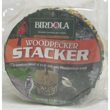 Woodpecker Stacker Cake Wild Bird Food