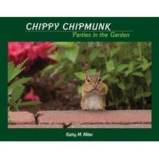 Award-winning Chippy Chipmunk Parties in the Garden Book