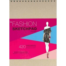 The Fashion Sketchpad; 420 Figure Templates for Designing Looks and Building Your Portfolio
