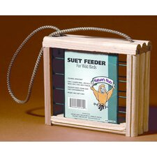 <strong>Chuck-A-Nut Products</strong> Suet Feeder for Wild Birds