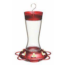 Garnet Hummingbird Feeder