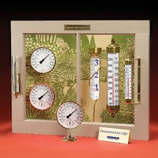 Weather Station Display Mini Thermometer Set