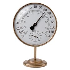Vermont Portable Weather Station Thermometer
