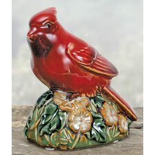 Cardinal Motion Tweeter Sound Statue