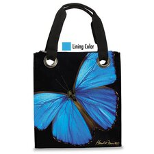Medium Modern Butterfly Tote Bag