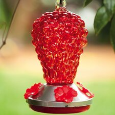 Decorative Hummingbird Feeder