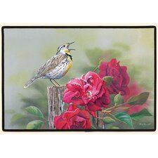 Meadow Lark Doormat