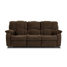 <strong>Klaussner Furniture</strong> Travis Reclining Sofa