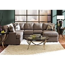 <strong>Klaussner Furniture</strong> Pantego Sectional