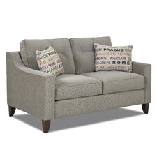 <strong>Klaussner Furniture</strong> Audrina Loveseat