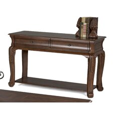 <strong>Klaussner Furniture</strong> Winchester Console Table