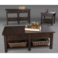 <strong>Klaussner Furniture</strong> Providence Coffee Table Set
