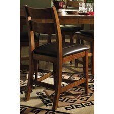 <strong>Klaussner Furniture</strong> Urban Craftsmen Bar Stool