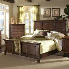 Carturra Panel Bed
