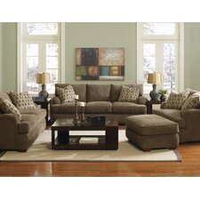 <strong>Klaussner Furniture</strong> Vaughn Living Room Collection