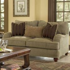 <strong>Klaussner Furniture</strong> Walker Loveseat
