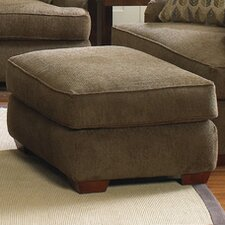 <strong>Klaussner Furniture</strong> Vaughn Ottoman