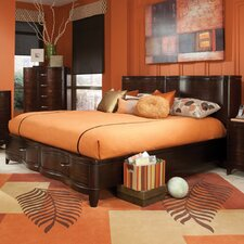 Serenade Complete Storage Panel Bed