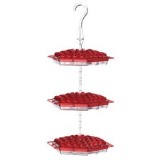 3 Tier Hum Sweet Hummingbird Feeder