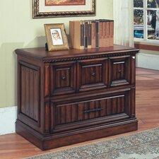 <strong>Parker House Furniture</strong> Venice 2 Drawer Lateral File