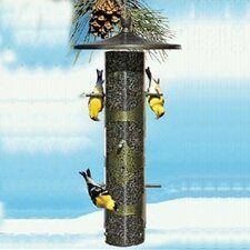Colibri Upside Down Finch Tube Bird Feeder
