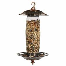 Sip or Seed Hopper Bird Feeder
