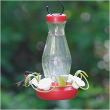 Funnel-Fill Hummingbird Feeder