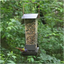 Fortress Squirrel Proof Bird Feeder