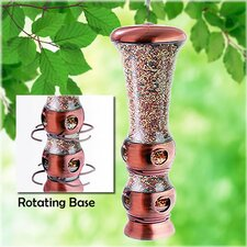 Select-a-Bird Tube Bird Feeder